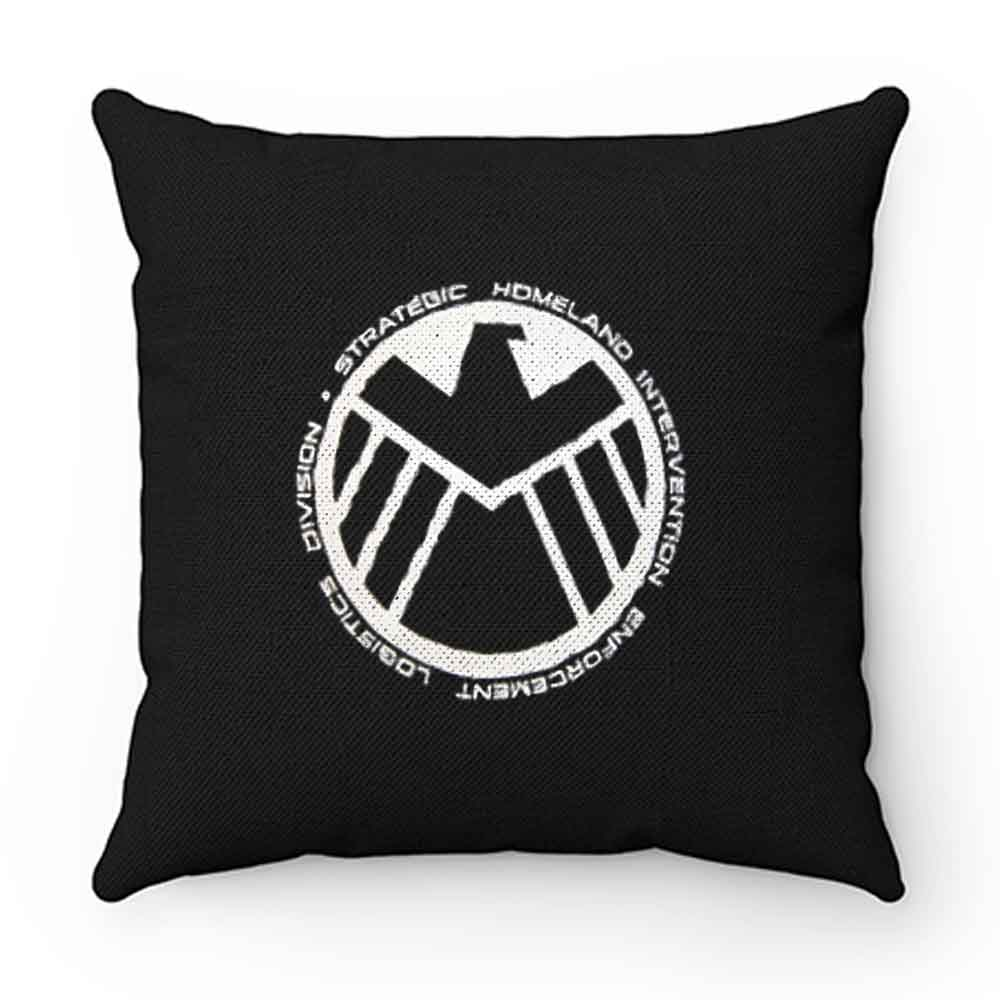 Agents Of Shield Pillow Case Cover