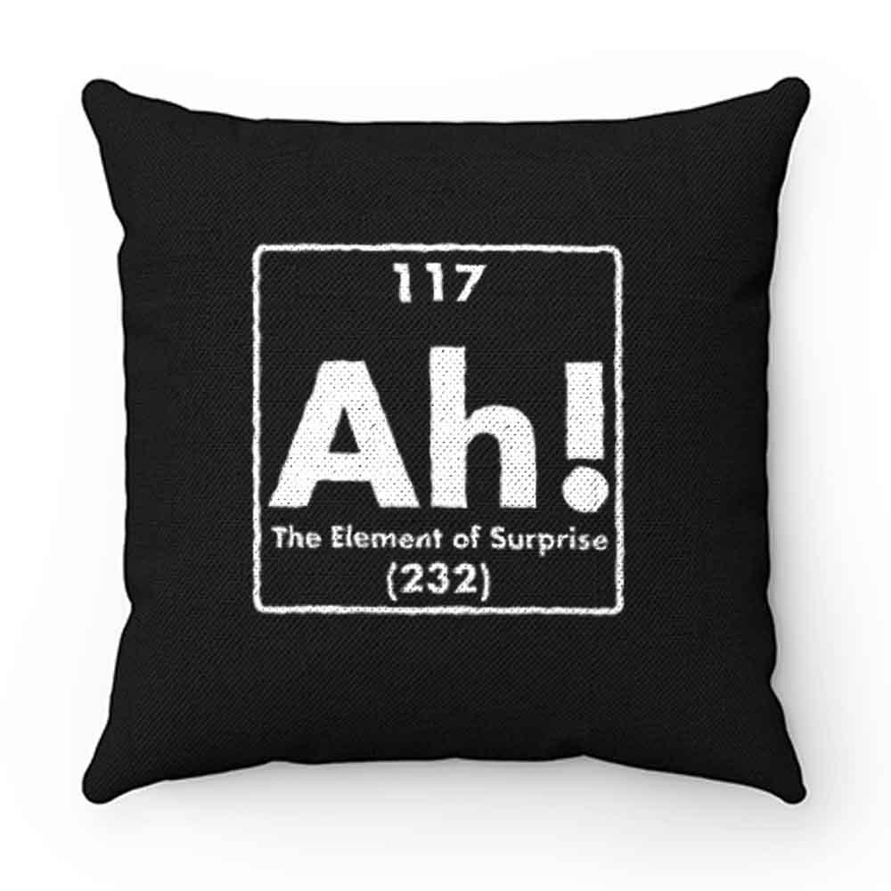 Ah The Element Surprise Pillow Case Cover