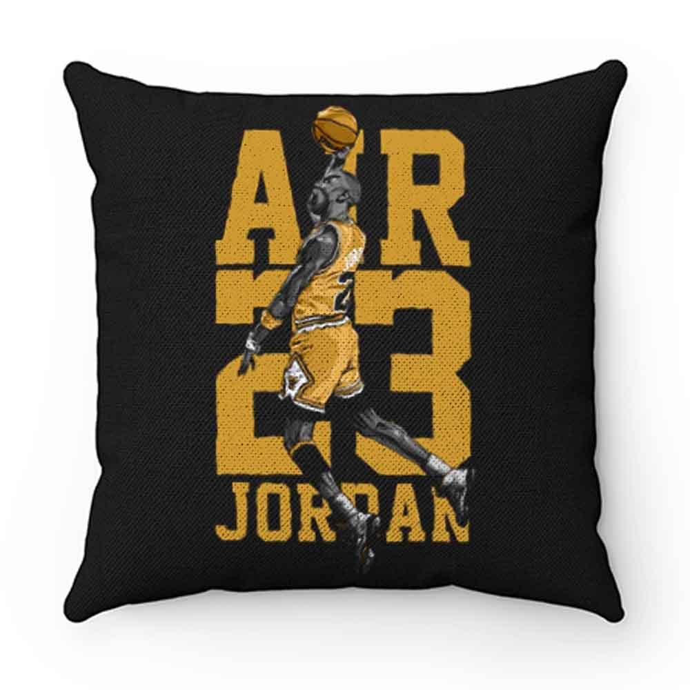 Air 23 Jordan Pillow Case Cover