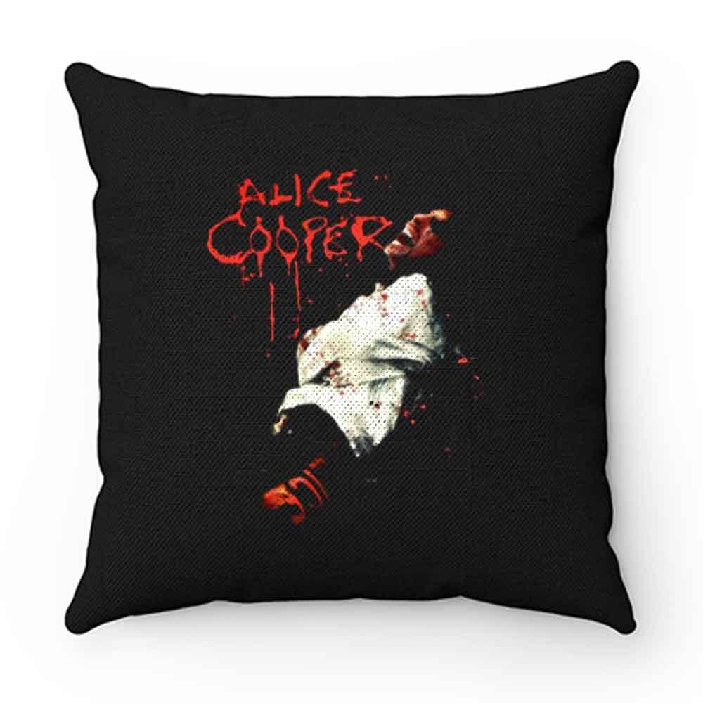 Alice Cooper Pillow Case Cover