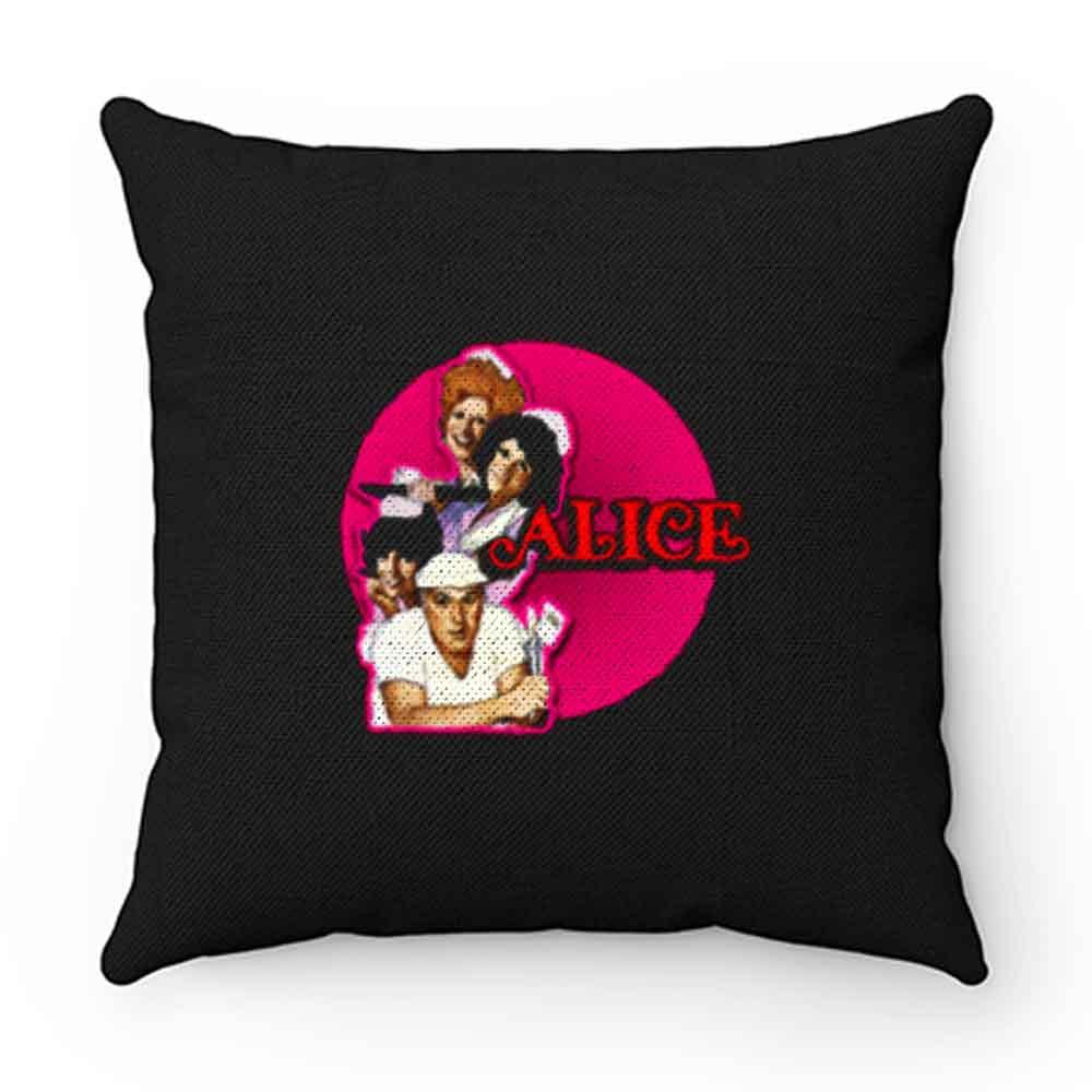 Alice Pillow Case Cover