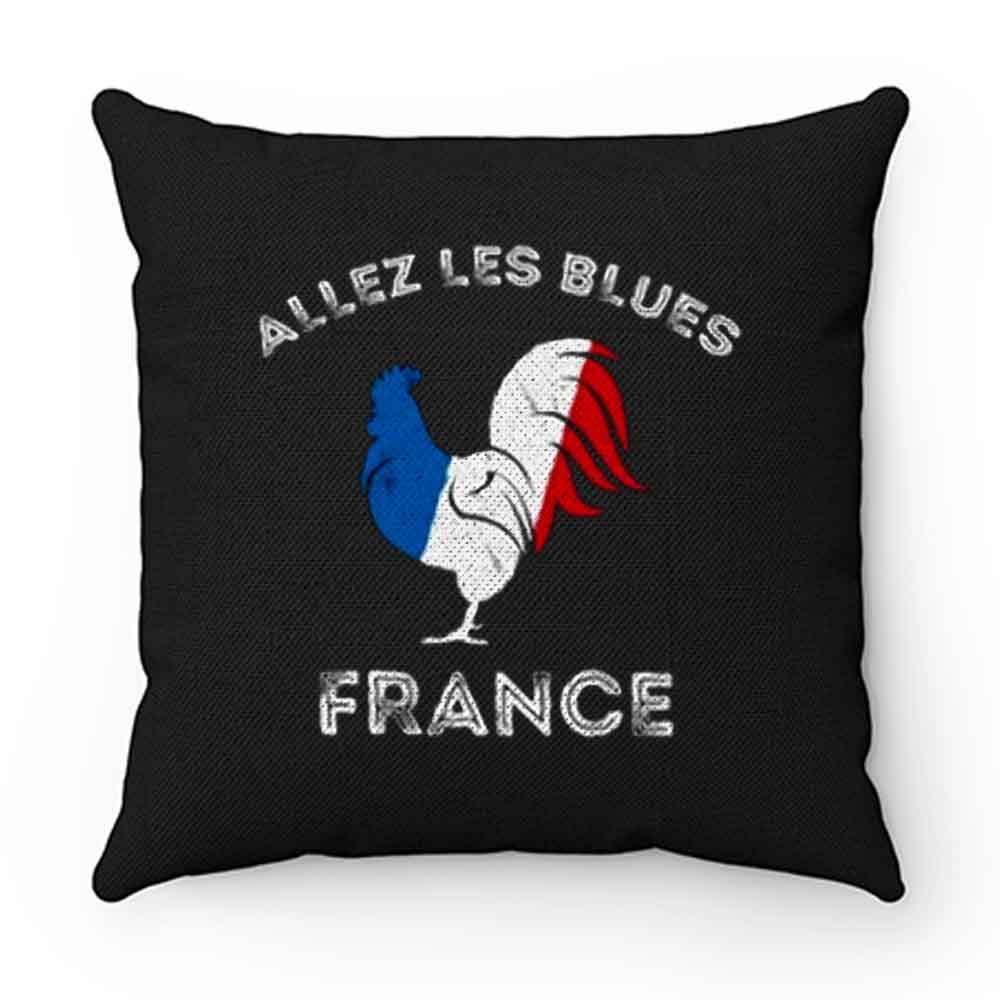 Allez Les Blues France Pillow Case Cover