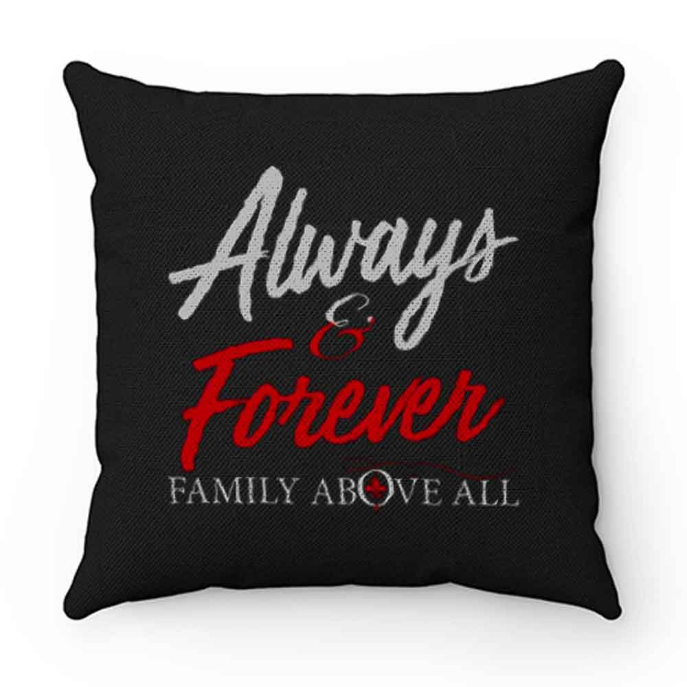 Always and Forever Pillow Case Cover