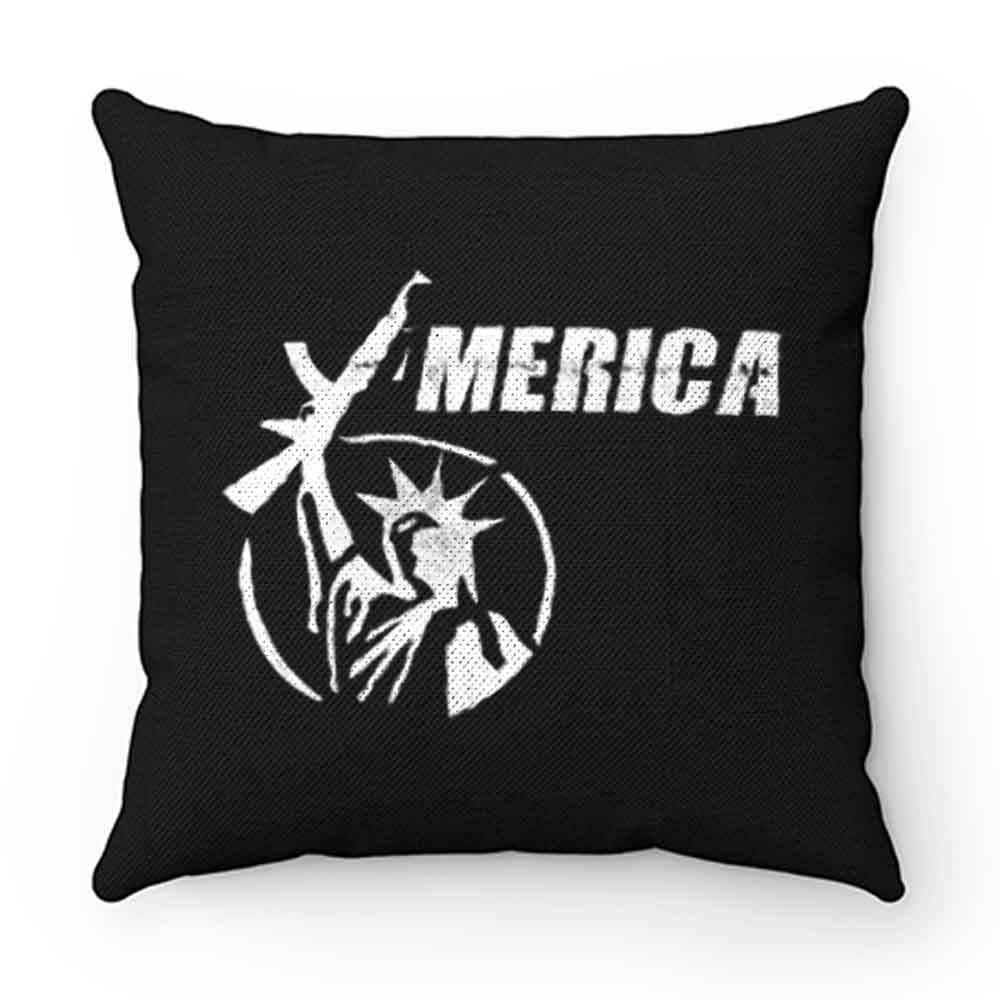 America Liberty Have AR15 Gun Pillow Case Cover