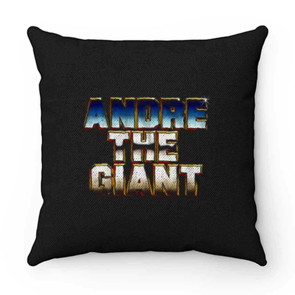 Andre The Giant Pillow Case Cover