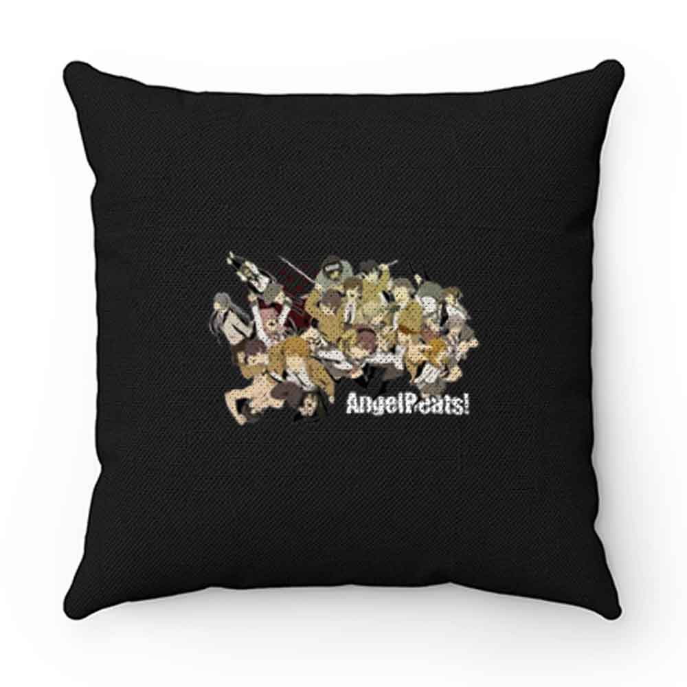 Angel Beats Anime Pillow Case Cover