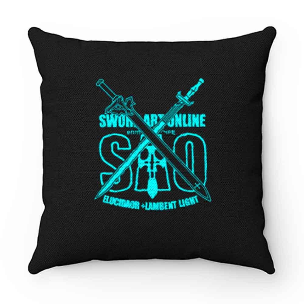 Anime Sword Art Online Sao Pillow Case Cover