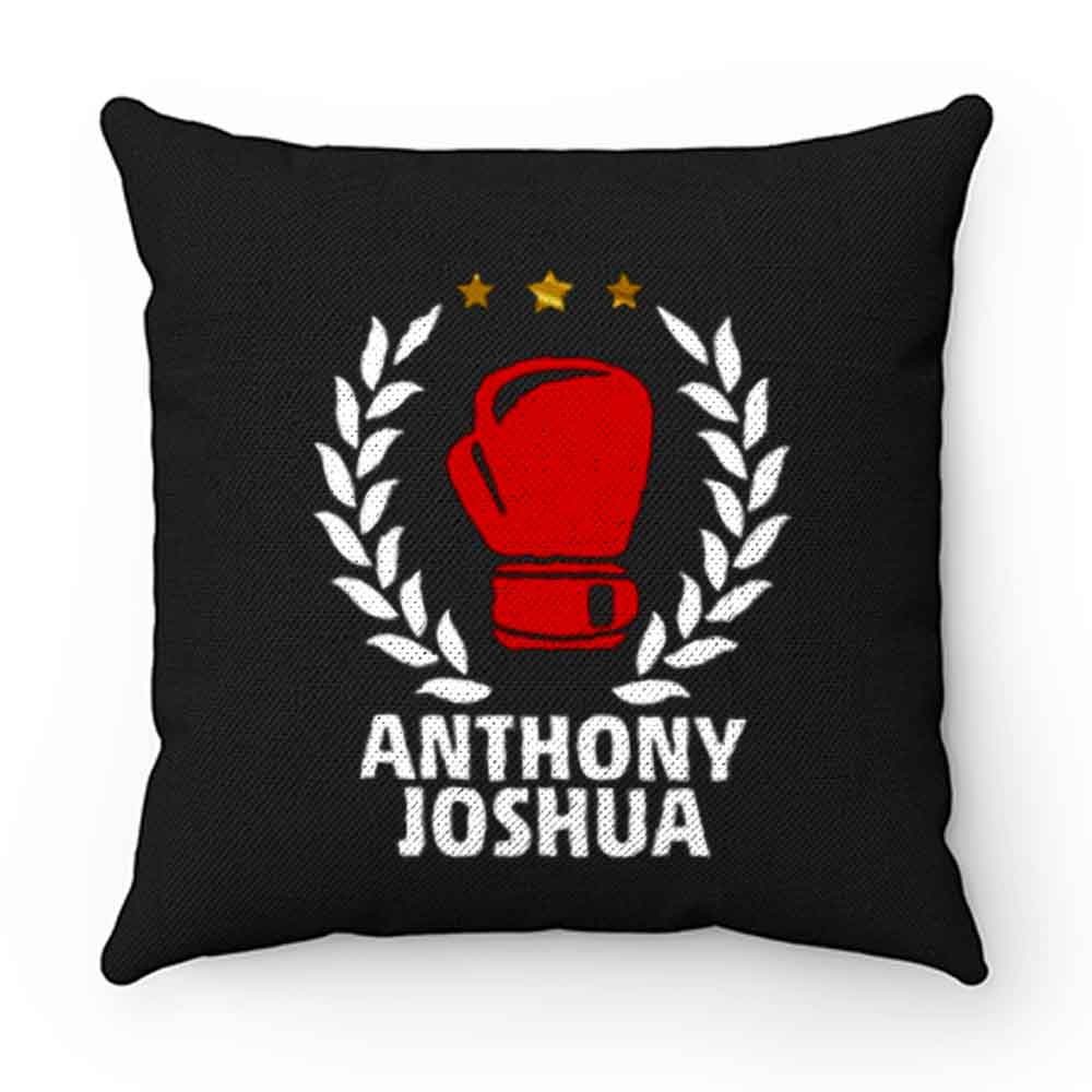 Anthony Joshua Pillow Case Cover