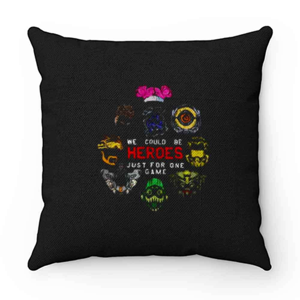 Apex Characters Gaming Pillow Case Cover