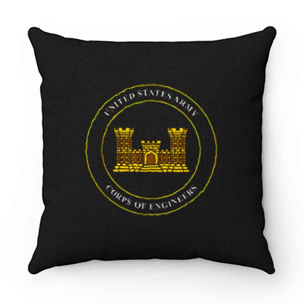 Army Corps Of Engineers Usace Pillow Case Cover