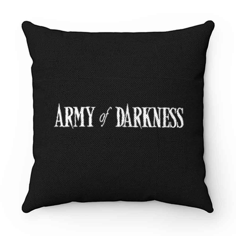 Army of Darkness Pillow Case Cover