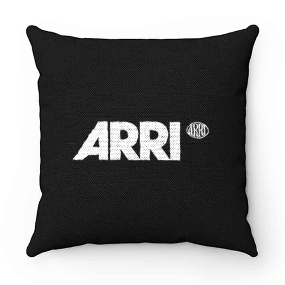 Arri Motion Picture Logo Pillow Case Cover