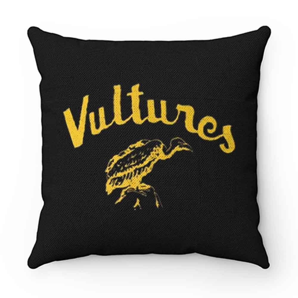 As Worn By Blondie Vultures Pillow Case Cover