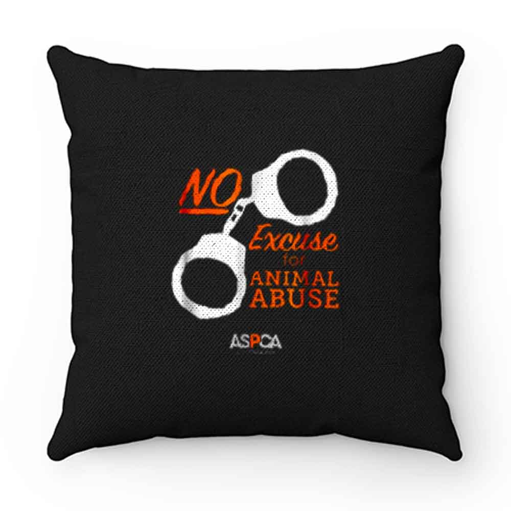 Aspca Retro Dark No Excuse Pillow Case Cover