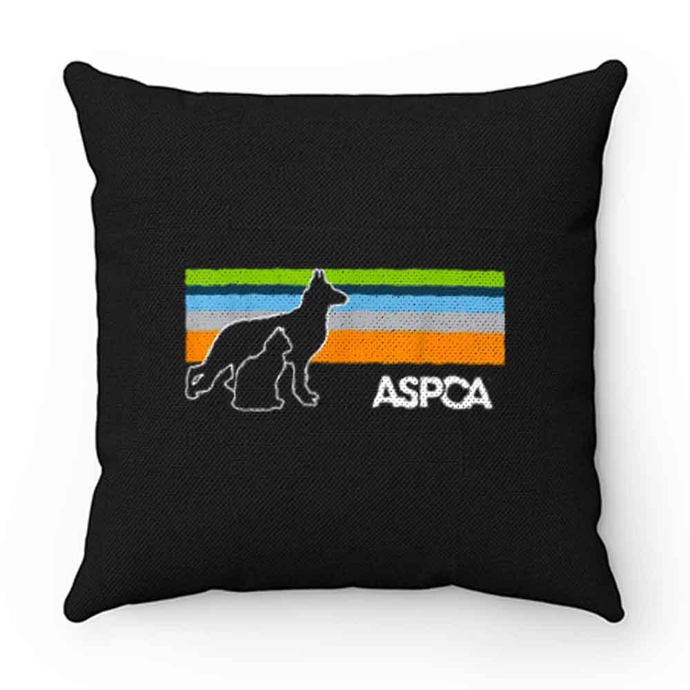Aspca Retro Dark Pillow Case Cover