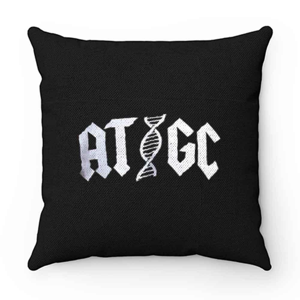 Atgc Funny Chemistry Chemist Biology Science Teacher Pillow Case Cover