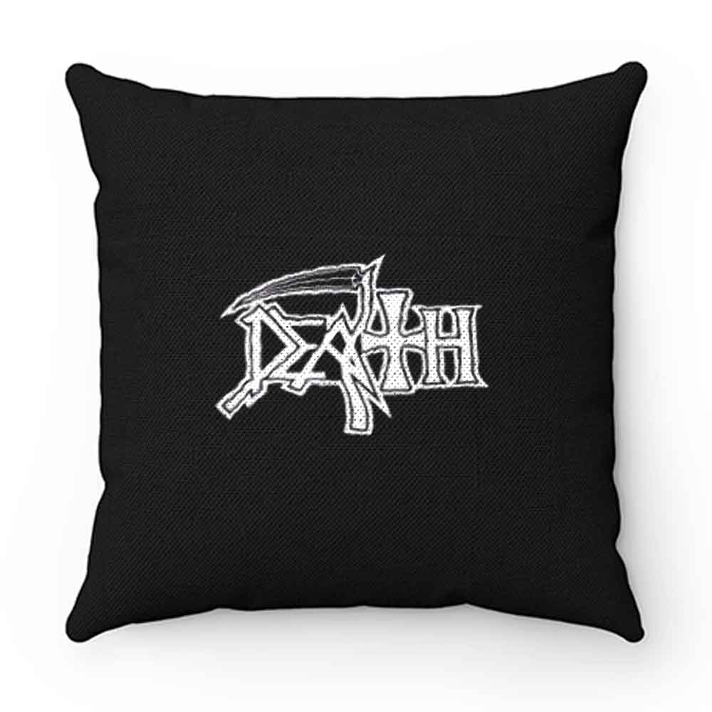 Authentic Death Band Pillow Case Cover
