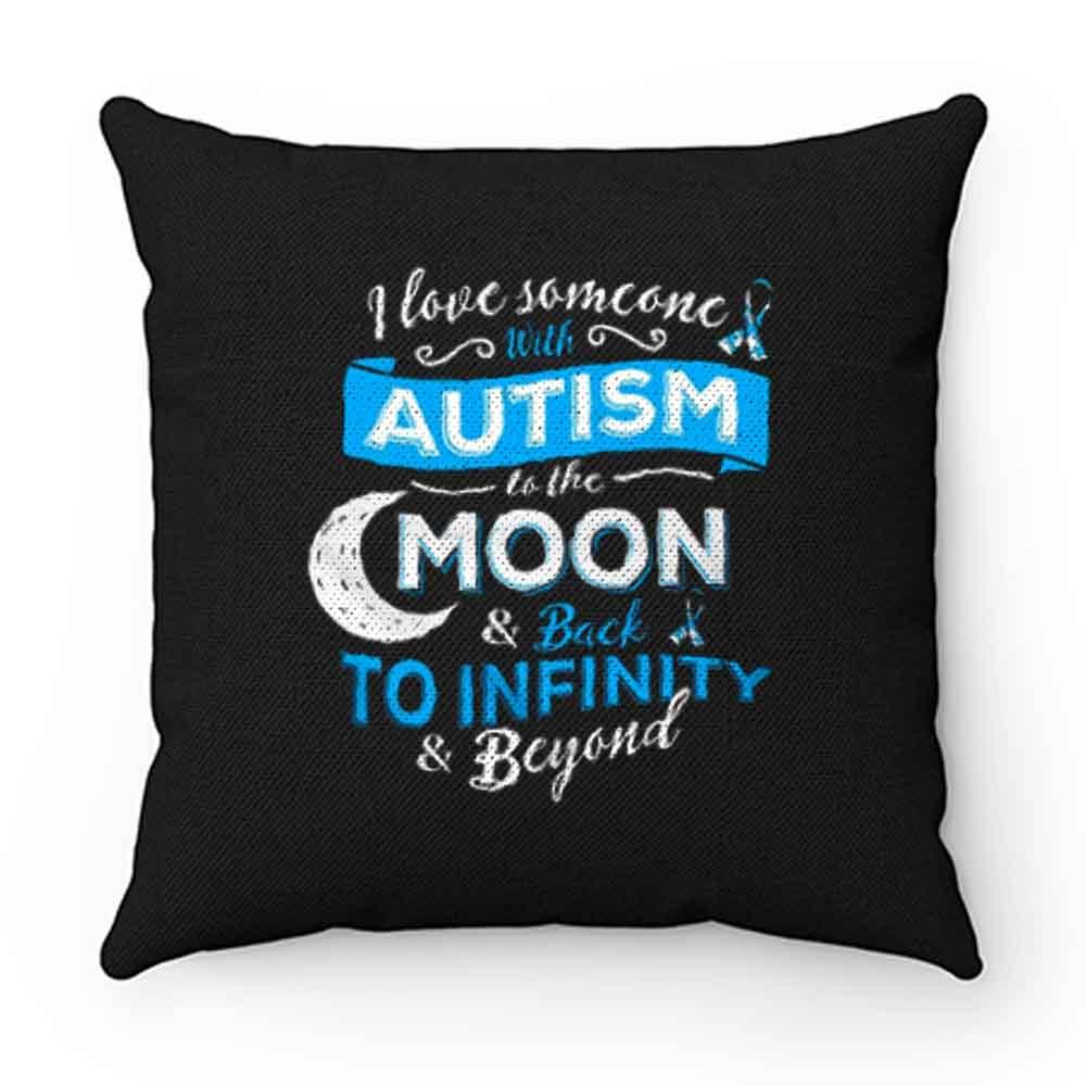 Autism Awareness Pillow Case Cover