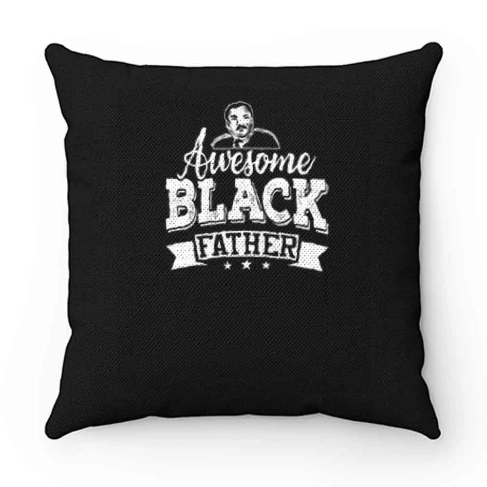 Awesome Black Father Pillow Case Cover