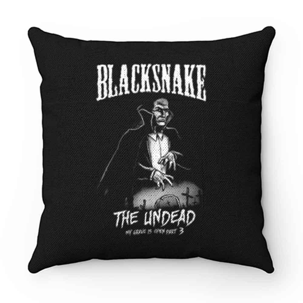 BLACKSNAKE The Undead Pillow Case Cover