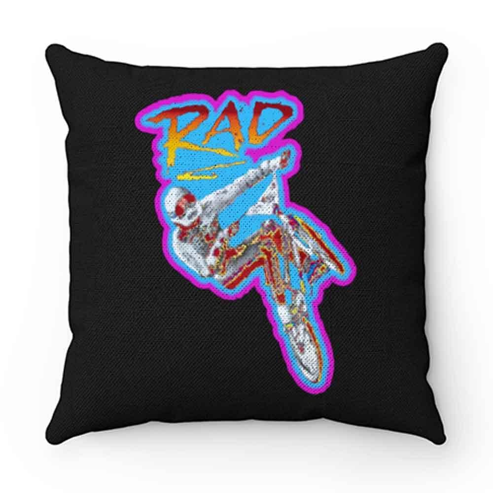 BMX Classic RAD Pillow Case Cover