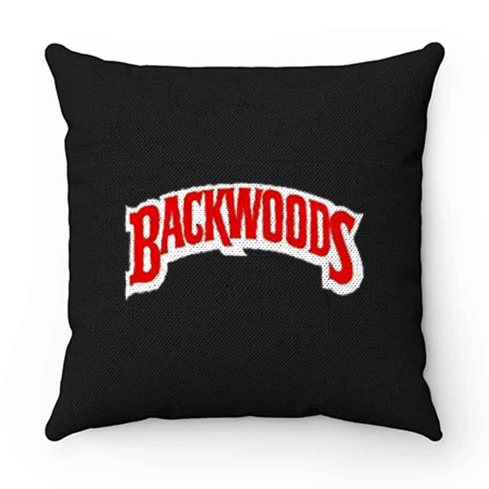 Backwoods Pillow Case Cover