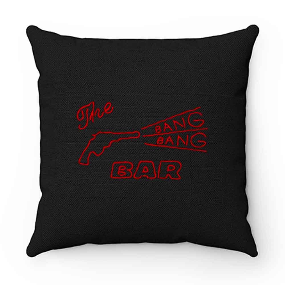 Bang Bang Bar Twin Peaks David Lynch Pillow Case Cover