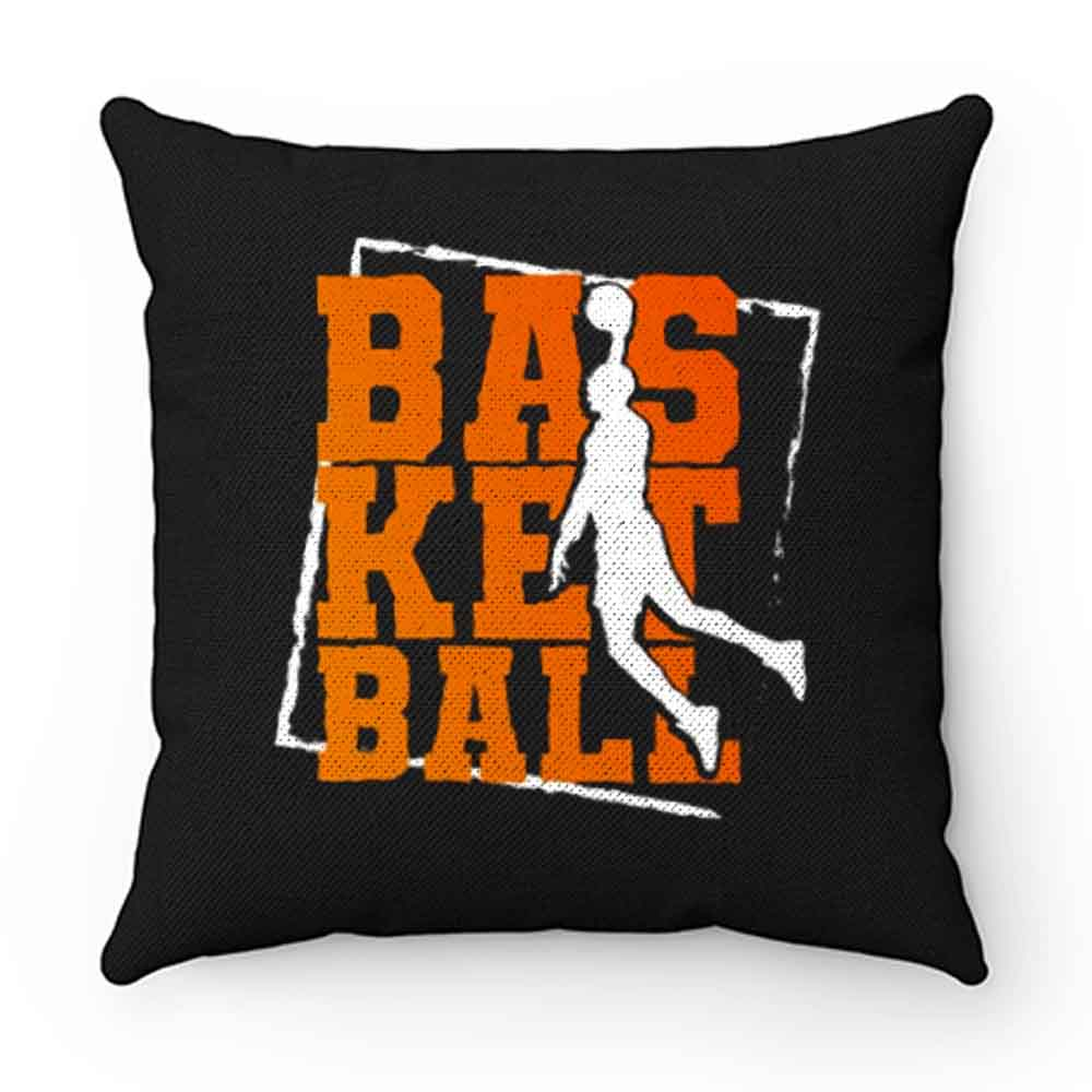 Basketball Sports Pillow Case Cover