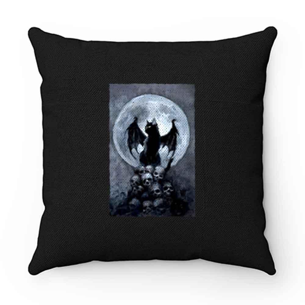 Bat Cat Pillow Case Cover