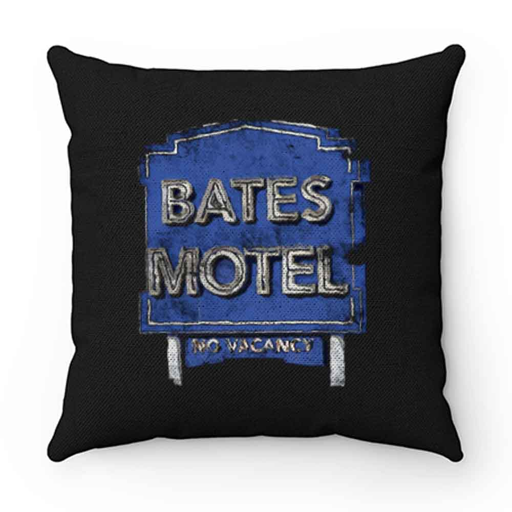 Bates Motel Old School distressed Pillow Case Cover