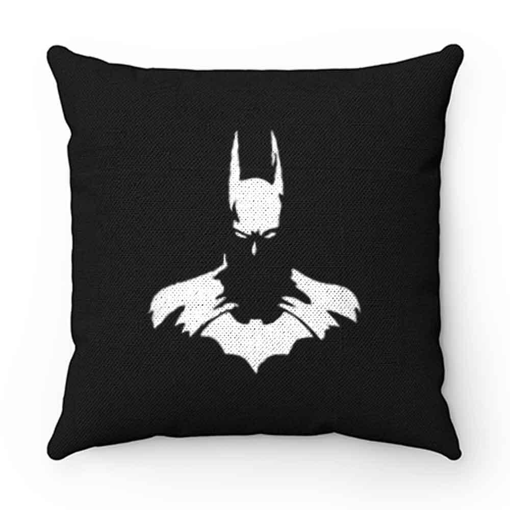 Batman Bust Pillow Case Cover