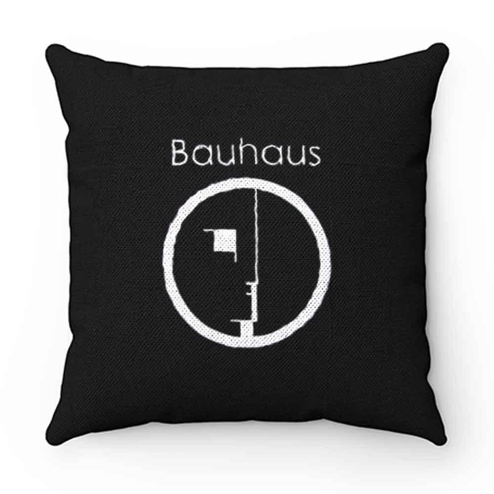 Bauhaus Spirit Logo Pillow Case Cover