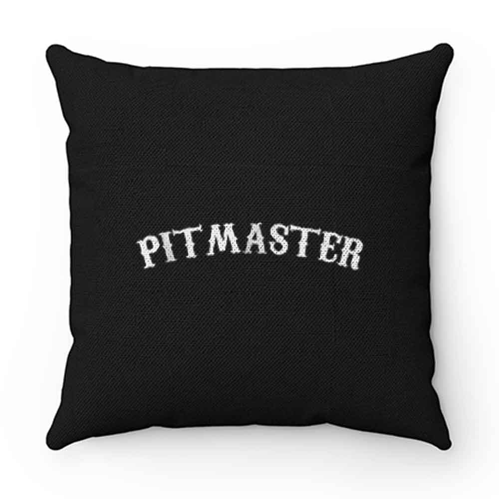 Bbq Pitmaster Chef Dad Fathers Day Pillow Case Cover