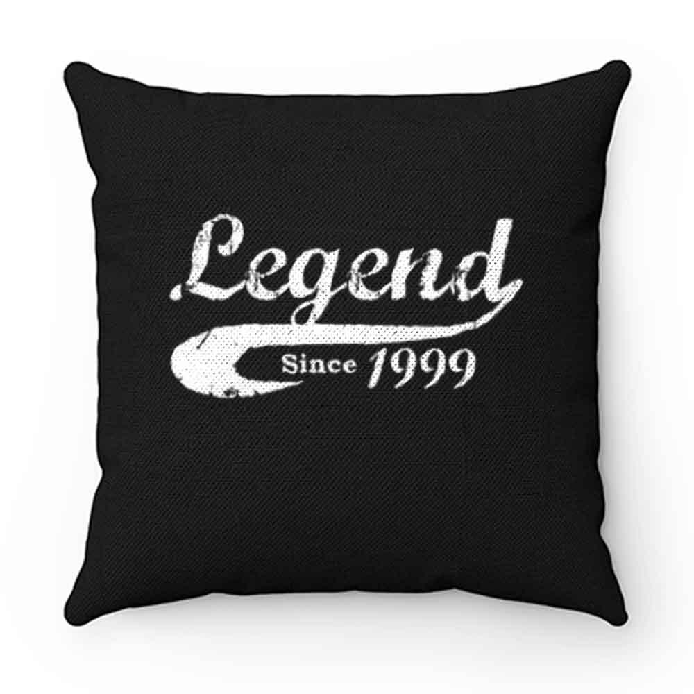 Bday Present Legend Since 1999 Pillow Case Cover