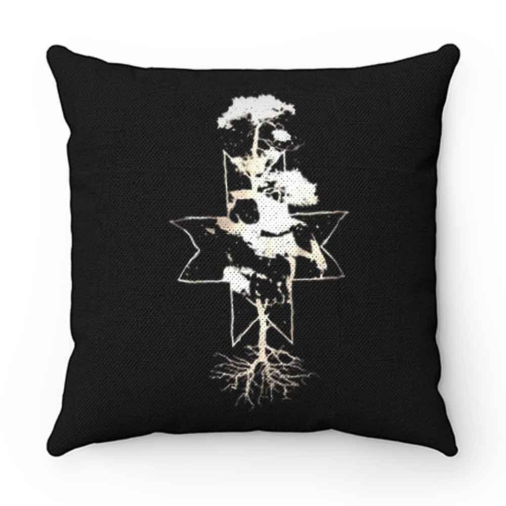 Bear skull Finnish Mythology Pillow Case Cover