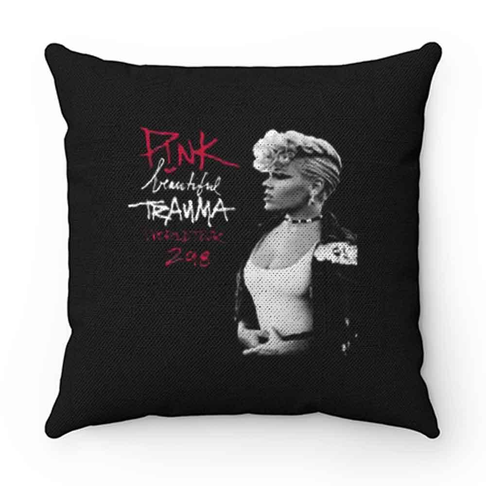 Beautiful Trauma Pink Music Pillow Case Cover