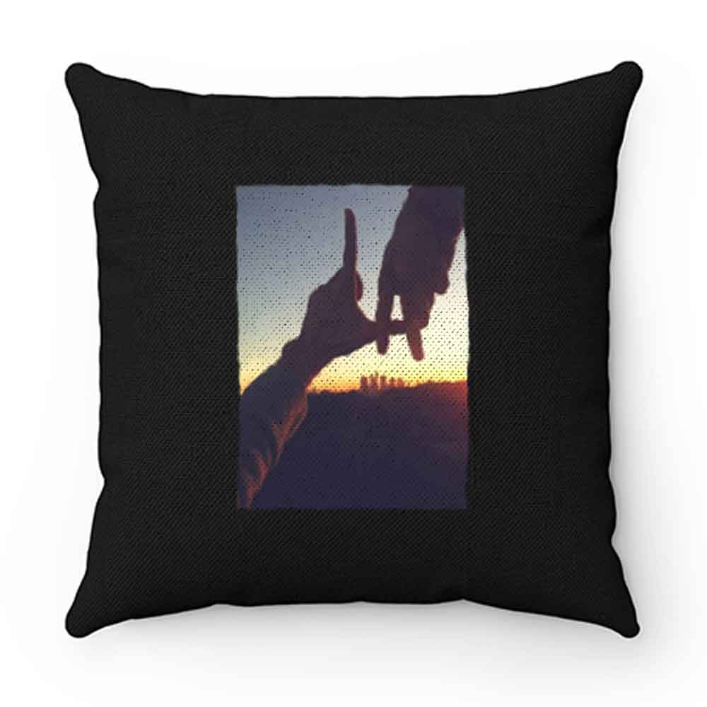 Beauty Of Sunset Los Angeles Pillow Case Cover