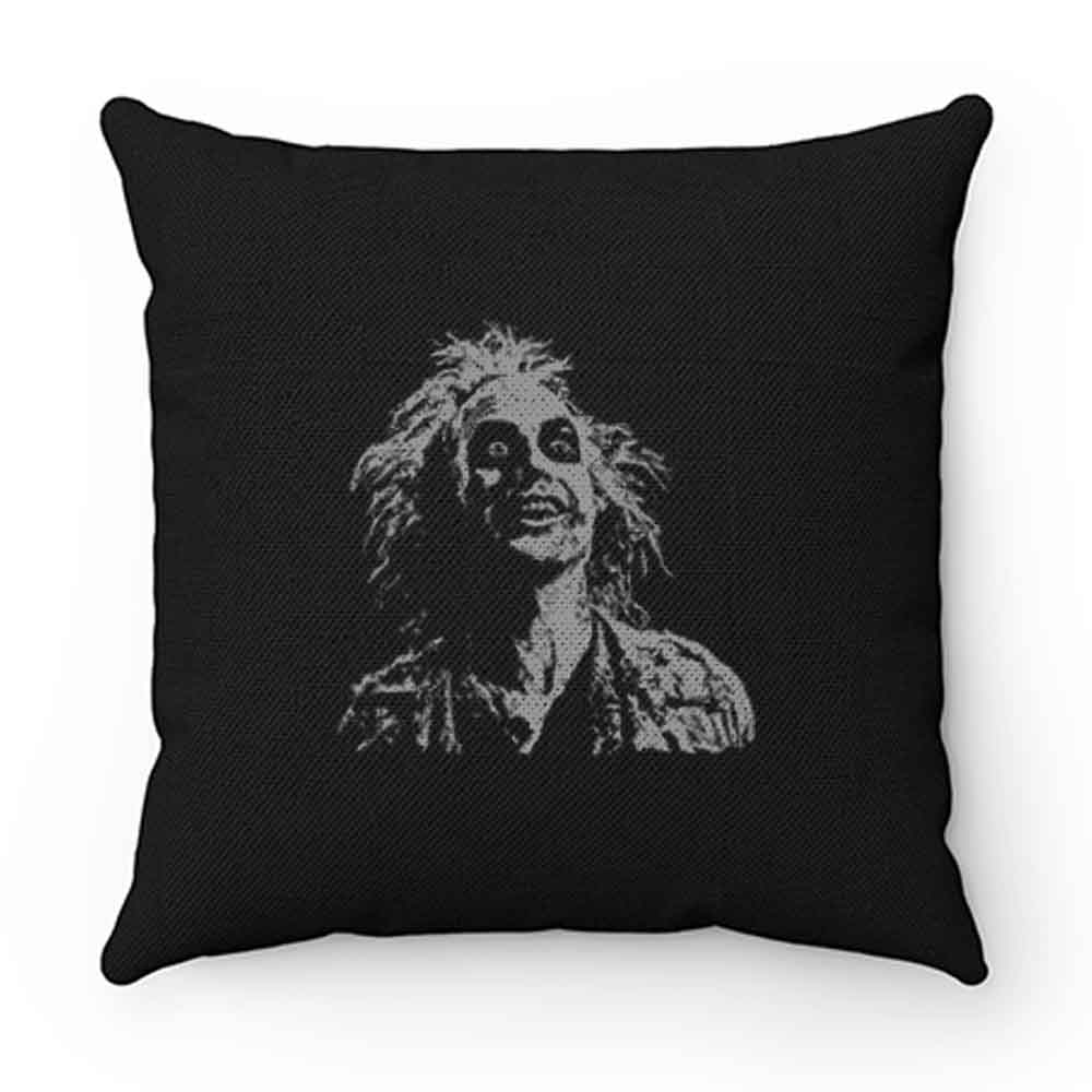 Beetlejuice face Movie Pillow Case Cover