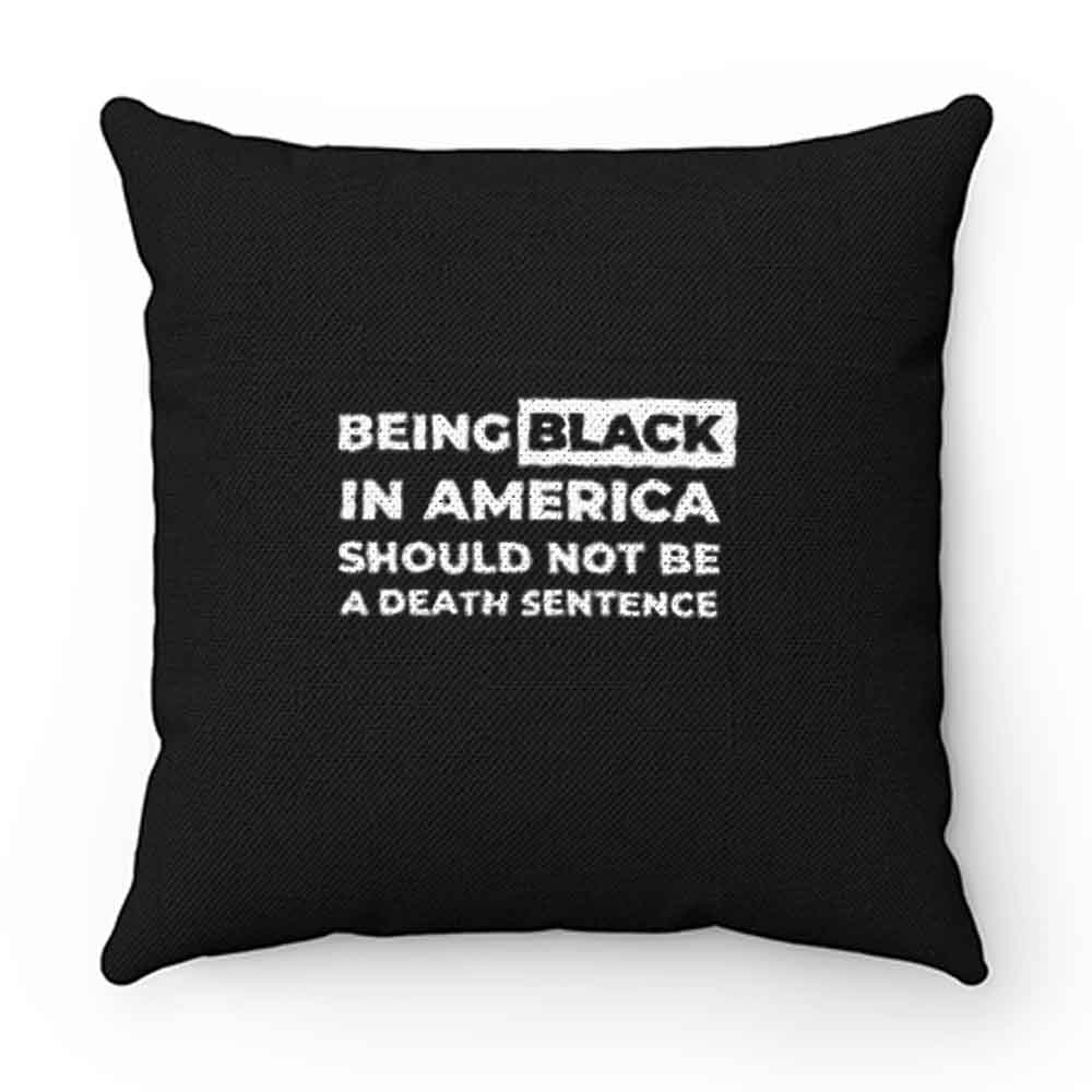 Beingblack In America Pillow Case Cover