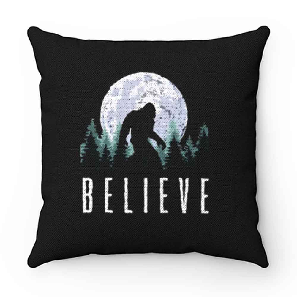 Believe Nature Moonlight Big Foot Pillow Case Cover