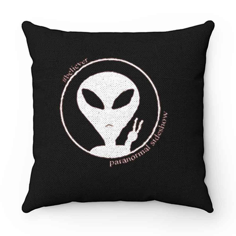 Believer Slideside Alien Pillow Case Cover