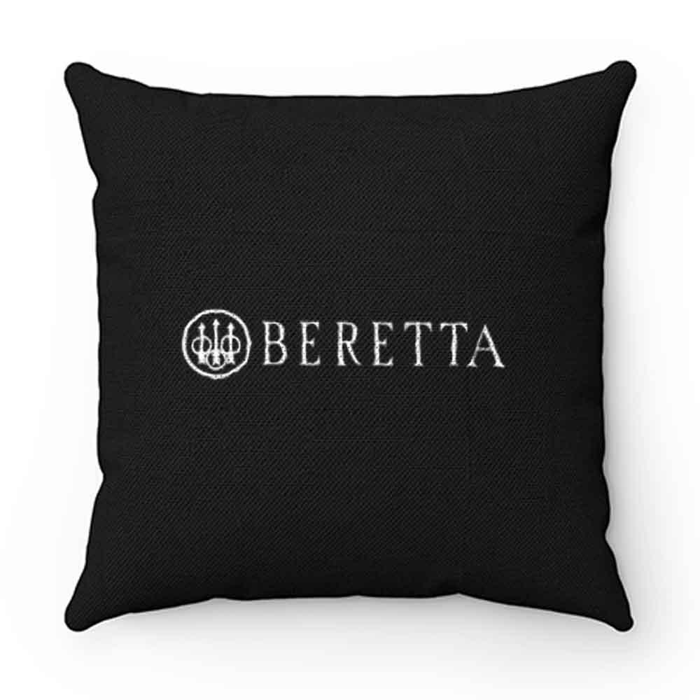 Beretta Logo Pillow Case Cover