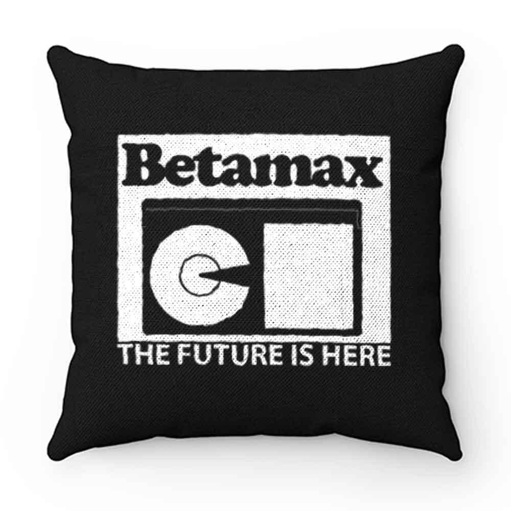 Betamax Retro Classic 1970s Pillow Case Cover