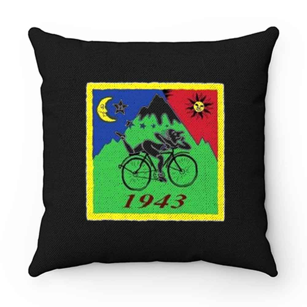 Bicycle Day Pillow Case Cover