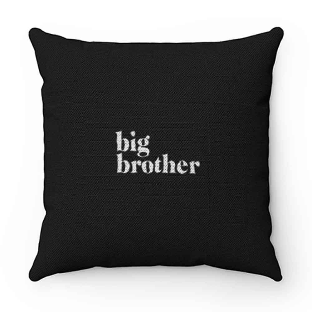 Big Brother Pillow Case Cover