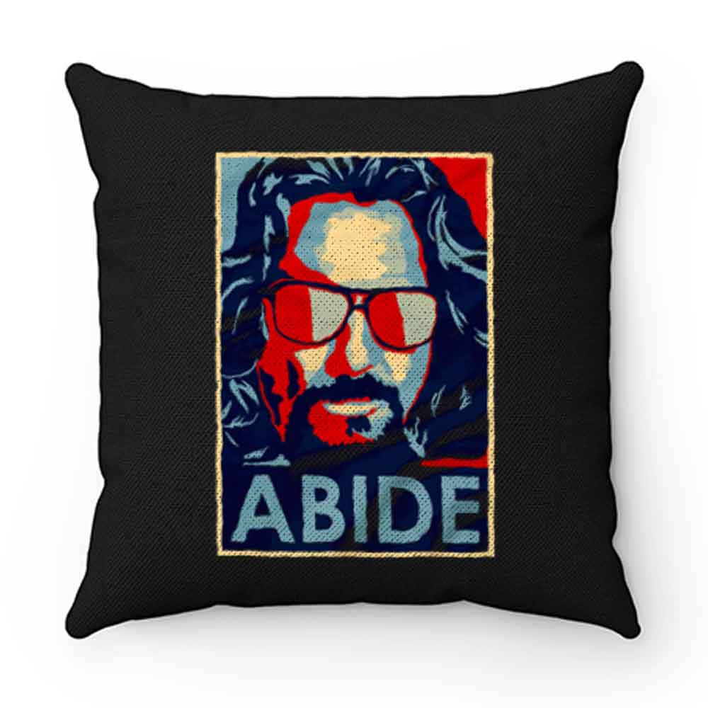 Big Lebowski Abide Hope Style The Dude Pillow Case Cover