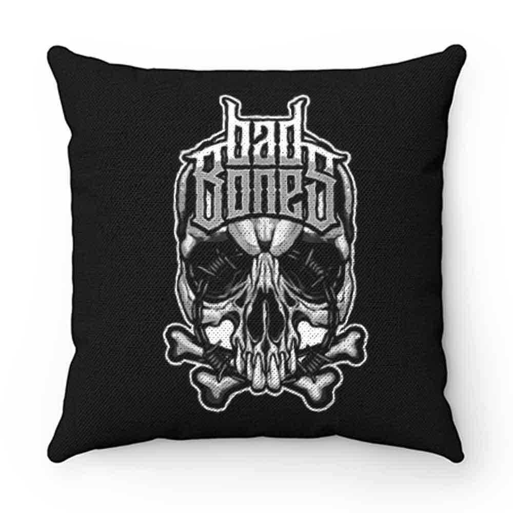 Biker t Rock Tattoo Cool Skull Ba Pillow Case Cover