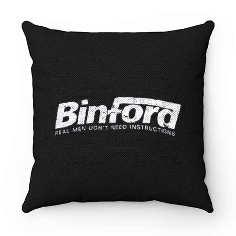 Binford Tools Pillow Case Cover