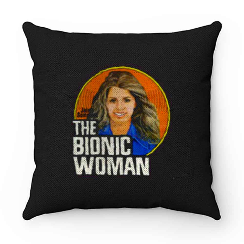 Bionic Woman Lindsay Pillow Case Cover