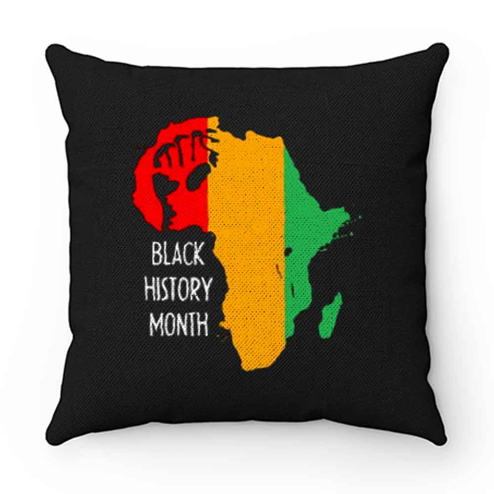 Black History Month Africa Origin Ancestral Power Ladies Pillow Case Cover
